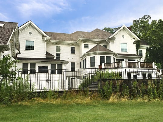 The former home of NY Knick Latrell Sprewell before being sold for $2.3 million in 2015.