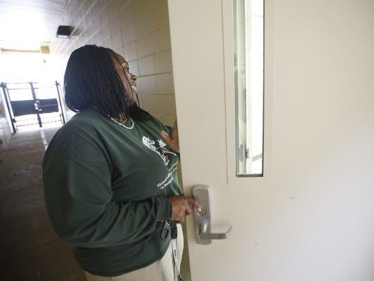 Taita Scott has worked as Principal of Woodville Elementary