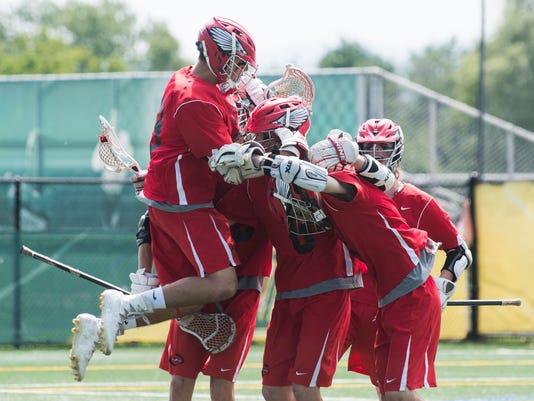 DI Boys Lacrosse Championship - CVU vs. South Burlington 06/10/17