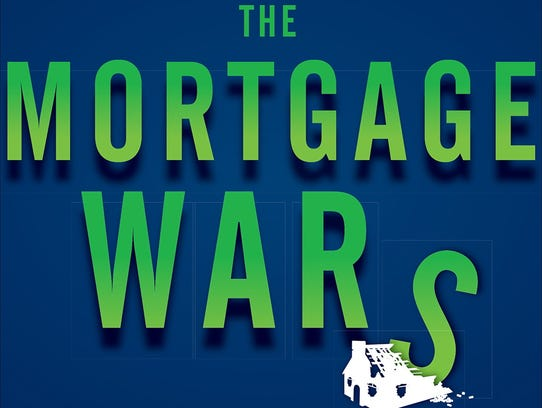 The Mortgage Wars book jacket