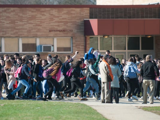 Cherry Hill East walk out