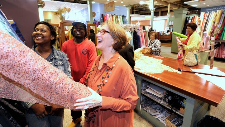 Handmade: Owners of Haberman Fabrics set to retire