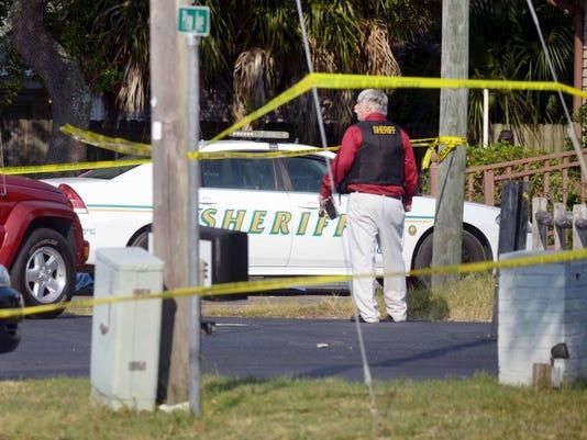 Florida Deputy Shot