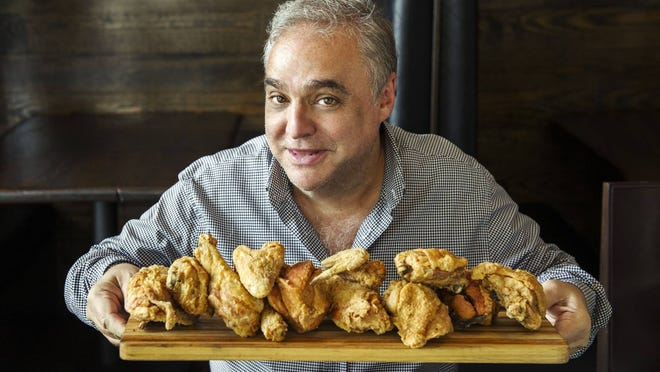 "Lee Brian Schrager knows fried chicken. The man behind the New York and South Beach wine and food festivals is the co-author of ""Fried & True: More than 50 Recipes for America's Best Fried Chicken and Sides"" (Clarkson Potter, 2014)."