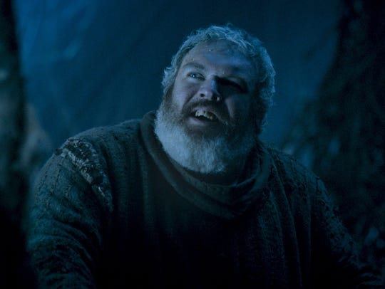 Kristian Nairn plays Hodor on HBO's 'Game of Thrones.'