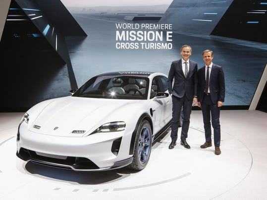 Porsche rolls out plans to pump fossil fuel profits into electric car creation