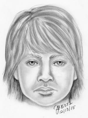 Mesa police are searching for a man suspected of kidnapping and attempting to sexually assault a woman.