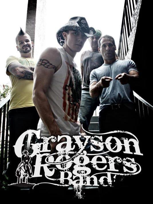 grayson rogers promo