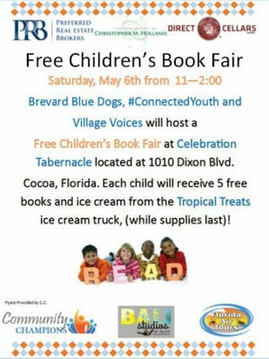 Upcoming Book Fair in Cocoa