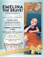 All of the proceeds from Emma's fundraiser will be