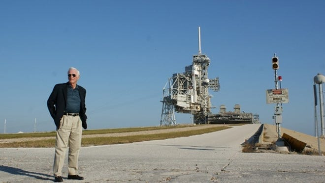 A new documentary tells the story of astronaut Eugene Cernan, the last man to set foot on the surface of the moon.