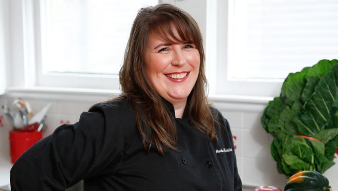 New Jersey-based food writer Rachel Weston will visit SCLSNJ's 10 library branches between May and November this year.