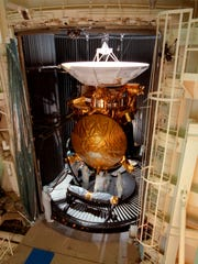 The Cassini probe in 1996