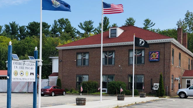 The American Legion post in Sanford, Maine, is among four sites where state officials are investigating possible COVID-19 outbreaks.
