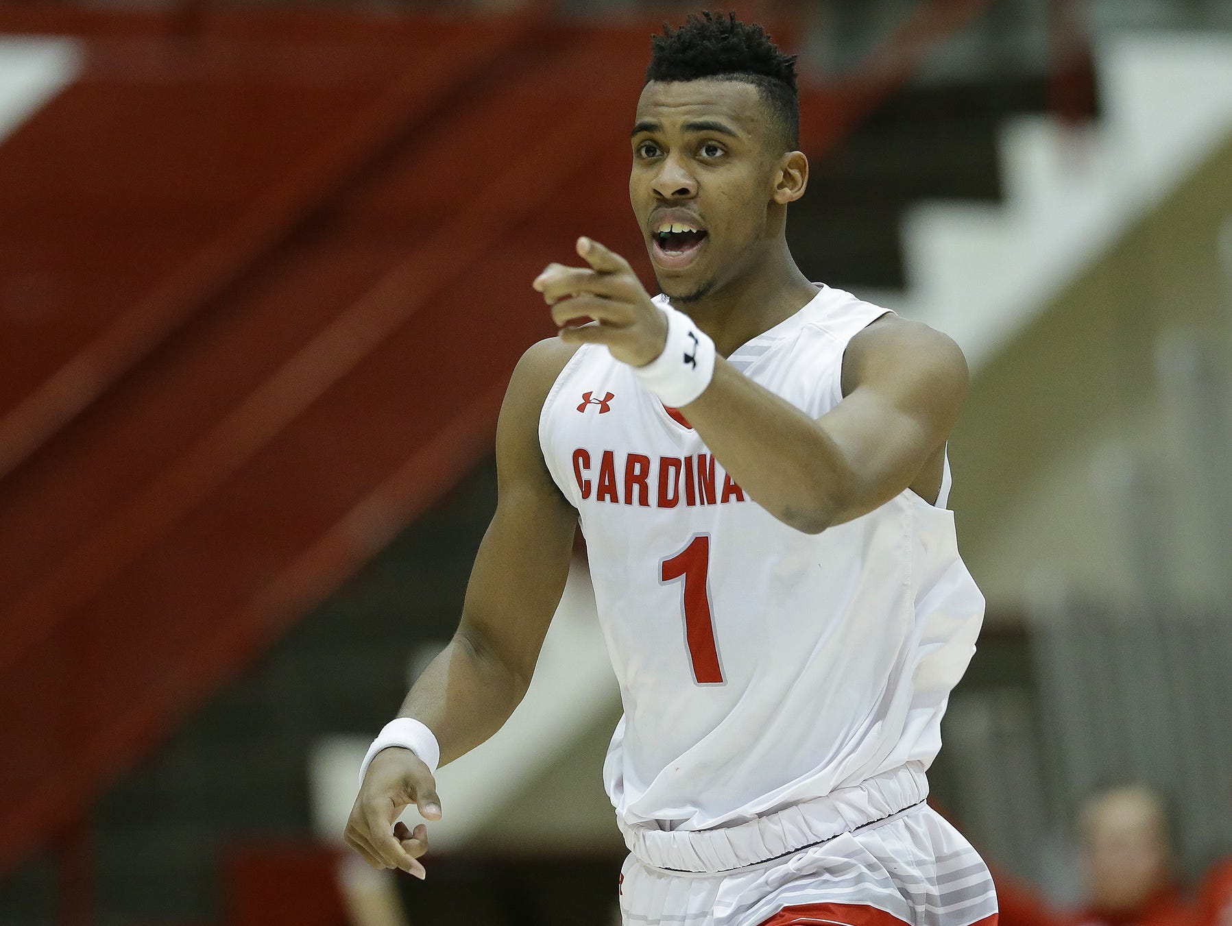 Southport guard Paul Scruggs is the latest Indiana product to take the prep school route.