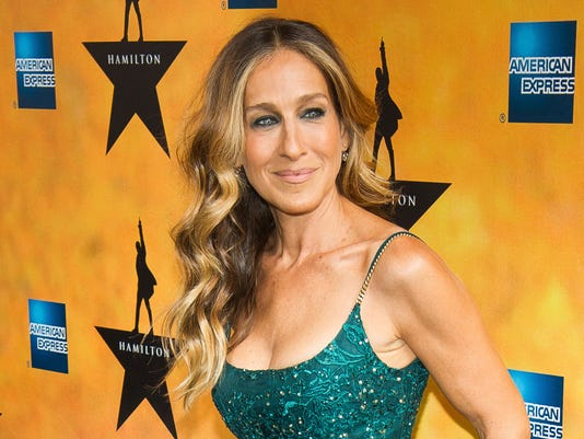 AP AIRBNB SARAH JESSICA PARKER A ENT FILE USA NY