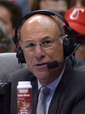 Kevin Calabro has been hired by the Trail Blazers.