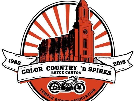 Color Country 'n Spires is the theme for this year's