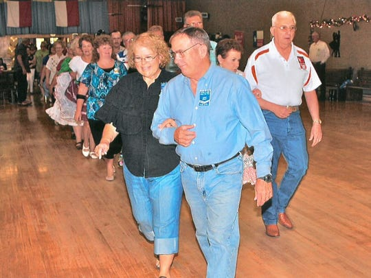 CHRISTMAS DANCE WITH MR AND MRS CLAUS: 7 to 10 p.m. Dec. 20 (doors open at 6 p.m.) 50 Plus Zone of Wichita Falls, 600 11th St. $6 per person, $5 for members. 761-8887.