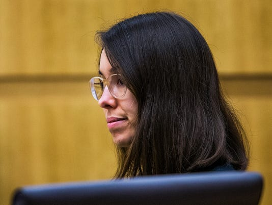 Jodi Arias in court day two