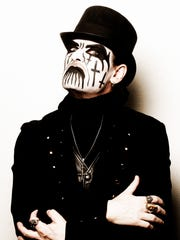 King Diamond has three shows scheduled for the PlayStation Theater in Times Square.