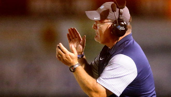 Siegel athletic director Greg Wyant is one of five safety coaches hired by Rutherford County Schools.