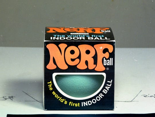 General Mills invented the Nerf Ball.