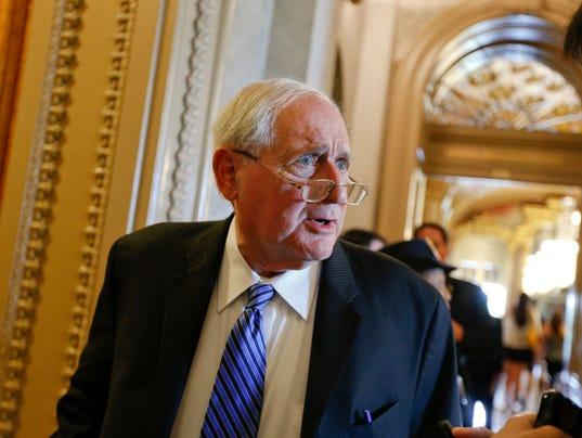 AP Senate Democrats