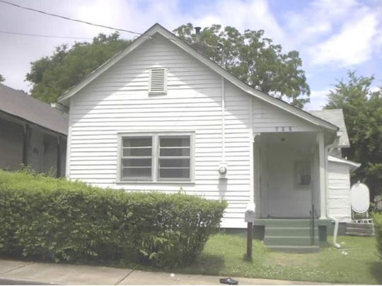 The property Austin Pennington bought at Fourth Avenue