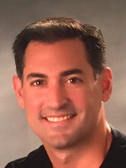 Adam Gentile, a candidate for Middletown Township Board of Education