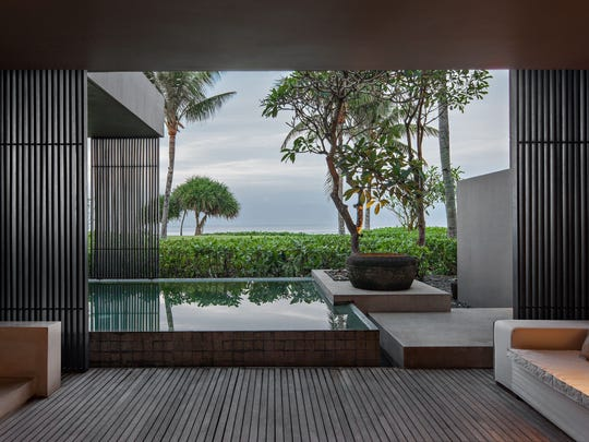 The Beach Pool Villa, Soori Bali, Indonesia