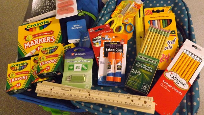 Ohio will have a sales tax holiday this weekend for back-to-school items.