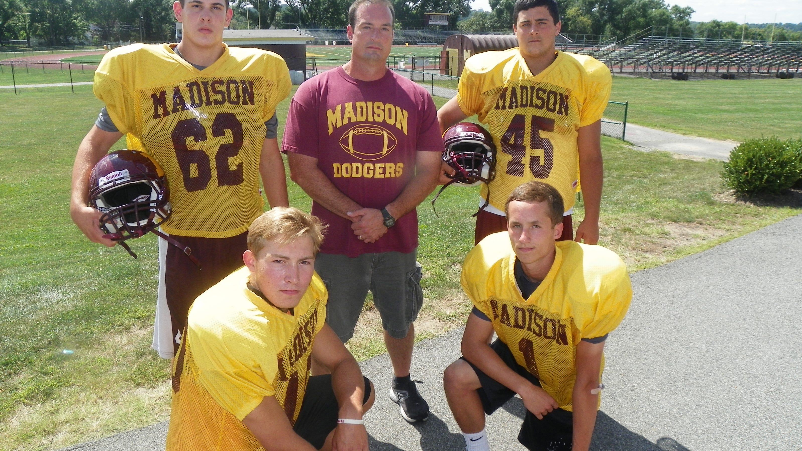 Madison Hopes To Return To Prominence