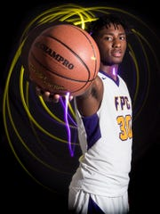 Darvion Blackshear, Fort Pierce Central High School,