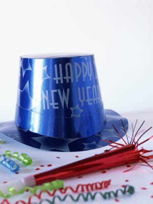 """New Year's Eve celebrations will abound this weekend, from Backdoor Theatre's """"A Very Sherry New Year"""" Dec. 31 to Village Bowl's midnight bowling event."""