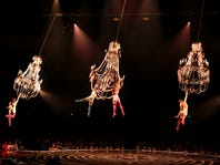 Save 20% on Cirque du Soleil Tickets