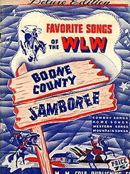 Boone County Jamboree preceded 'Midwestern Hayride.'