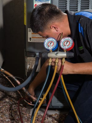 Thousands of Valley homes use gas furnaces and gas water heaters, which are now entering their high-use time of year.