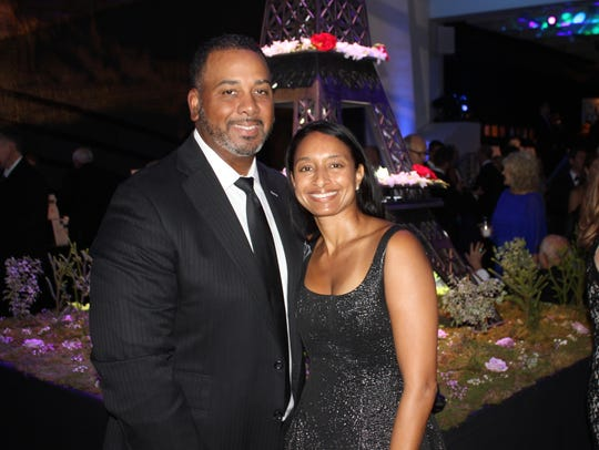 Marc and DeAnn Watkins attend the 2017 TPAC Gala.