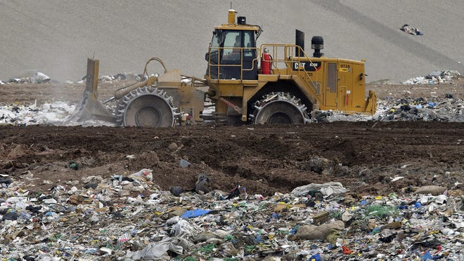 Brown County will build a new landfill when the Outagamie County landfill in Little Chute is filled in about six years.