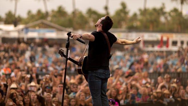 Mike Eli brings the Eli Young Band to Oshkosh as a Thursday headliner at Country USA.