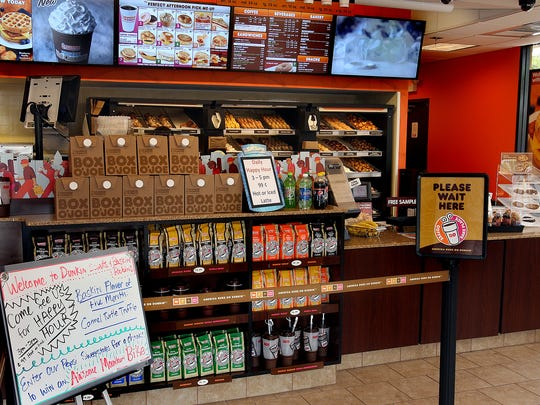 Dunkin Donuts and Baskin Robins have teamed up under one roof to bring Tallahassee coffee, donuts, sandwiches and ice cream treats at a new Thomasville Road location near the flyover.