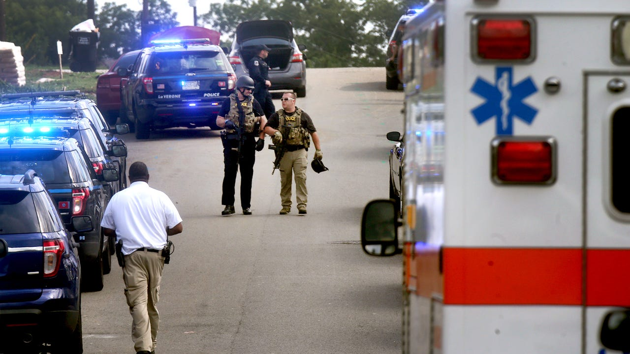 Emergency Personnel work 2 scenes of a shooting in La Vergne, where one is injured and LifeFlighted to Vanderbilt