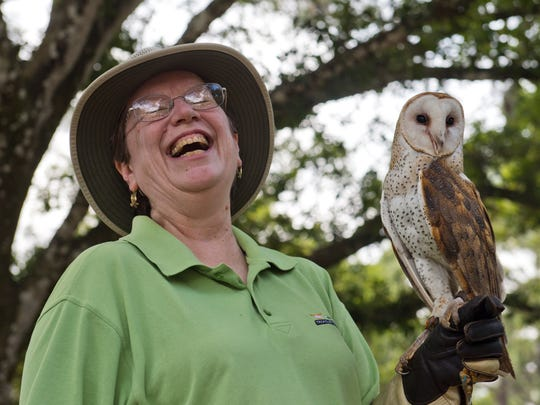 The Treasure Coast Wildlife Center's 45th Anniversary Open House is 11 a.m. to 4 p.m. Saturday at 8626 S.W. Citrus Blvd., in Palm City.
