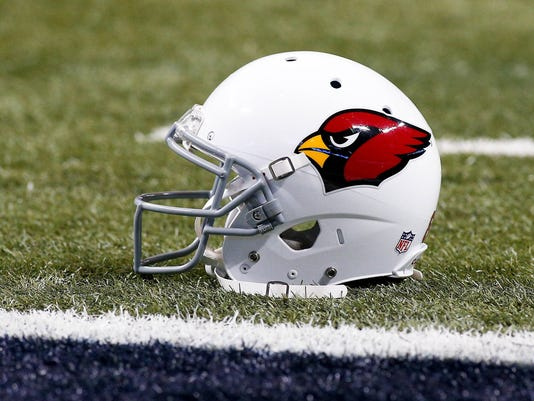 USP NFL: ARIZONA CARDINALS AT ST. LOUIS RAMS S FBN USA MO