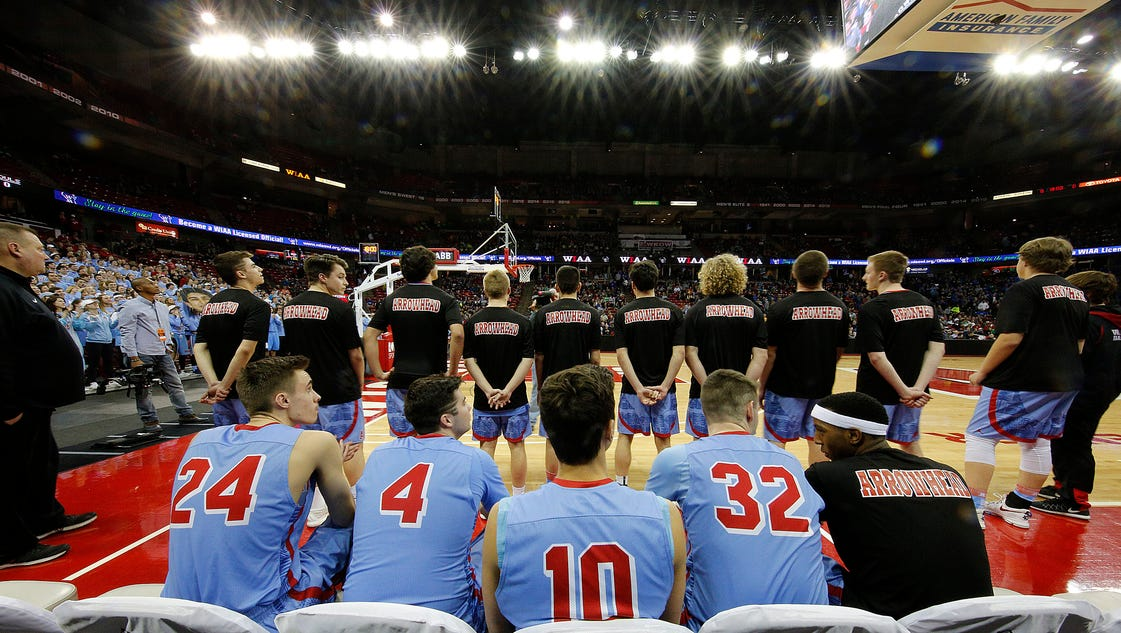 Live coverage: WIAA boys state basketball tournament