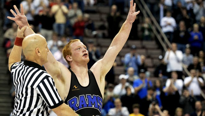 Four-time PIAA wrestling champion Chance Marsteller won his weight class at the Lock Haven Mat-Town Open this weekend.