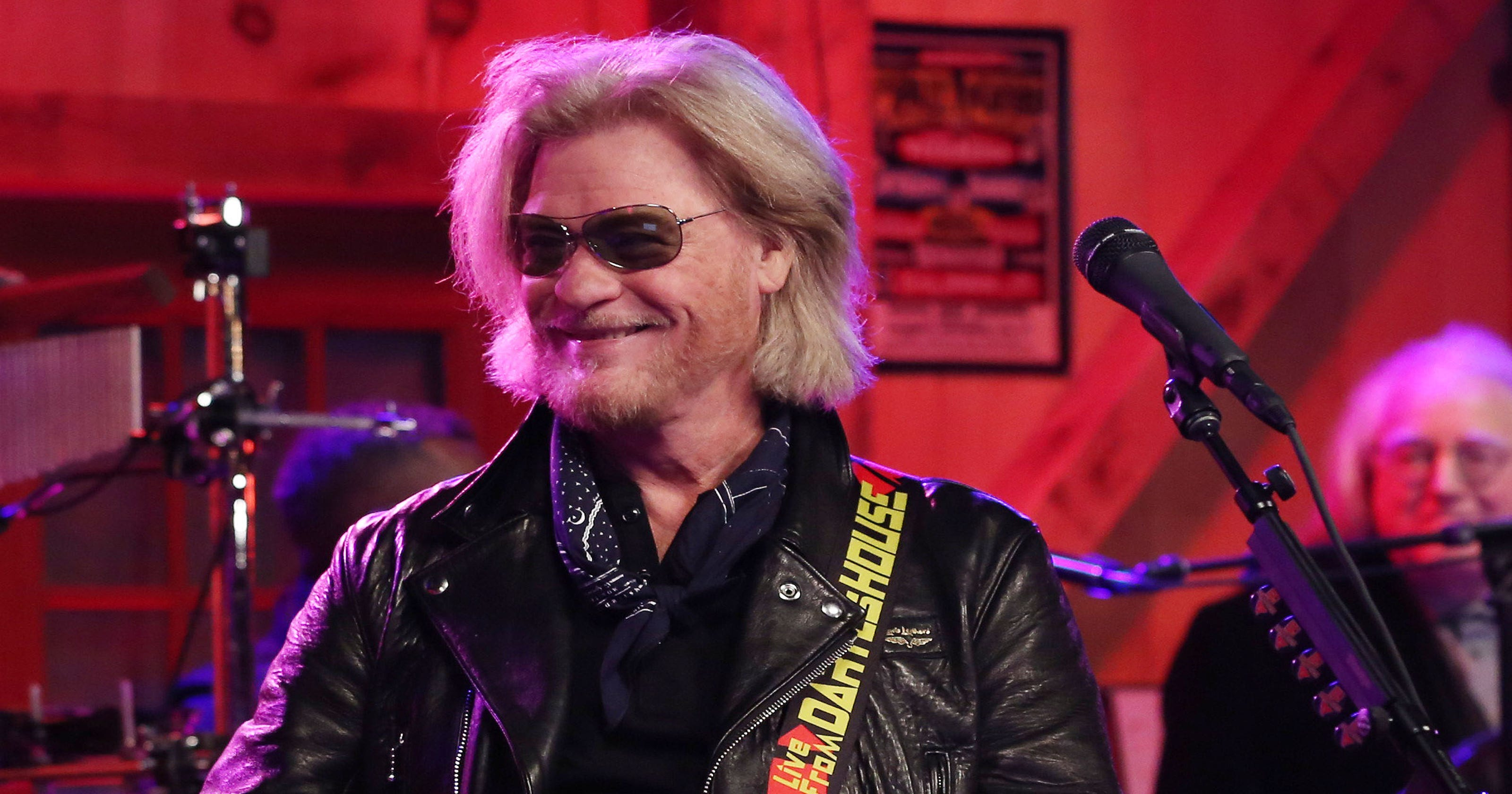 Daryl hall at madison square garden i feel like im home m4hsunfo
