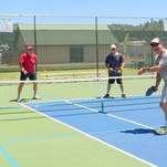 Courts for pickleball sought