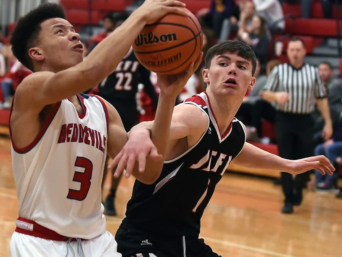 February basketball fun as West Lafayette host the